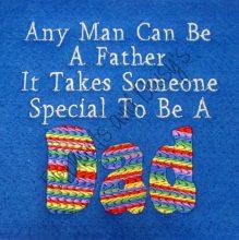 Special Dad design file