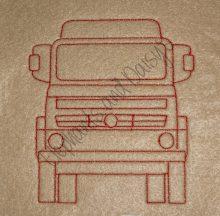 Redwork Truck Design file