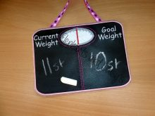 Weighing Scales 5×7 design file