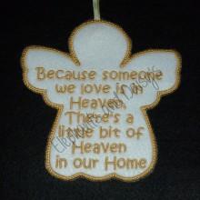 Heaven Angel 5×5 Design file