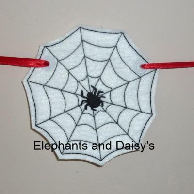 Spiders Web Banner design file