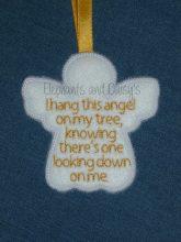 Tree Angel Design file