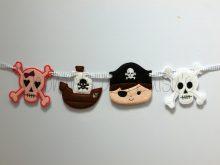 Pirate Banner Set Design files