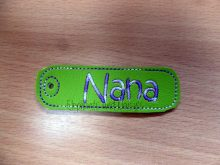 Nana Keyring Design file