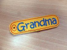 Grandma Keyring Design file