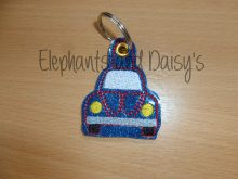 Beetle Car Keyring Design file