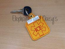 ICE Keyring Design file
