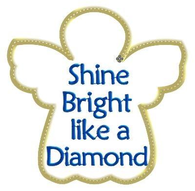 Diamond Angel Design file