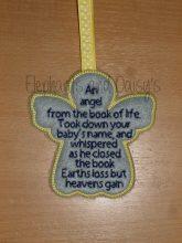 Book Of Life Angel Design file