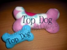 Top Dog Toy Design file