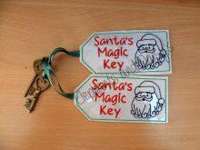 Santa's Magic Key 2 Design file