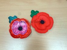 Double Poppy Design file