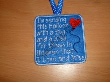 Balloon Hug And Kiss Design file