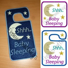 Baby Sleeping Hanger Design file