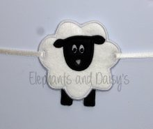 Sheep Banner Design file