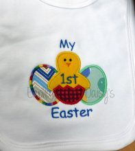 1st Easter Chick Design file