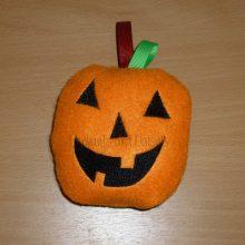 Pumpkin Stuffie Design file