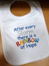Rainbow of Hope Design file