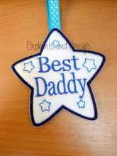 Best Daddy Star Design file