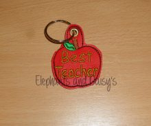 Best Teacher Apple KR Design file