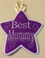 Best Mummy Star Design file