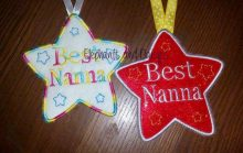 Best Nanna Star Design file