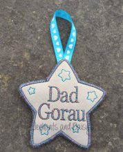 Dad Gorau Star Design file