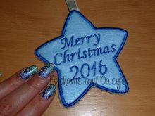 Christmas Star 2016 Design file