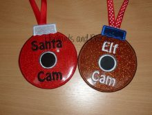 Santa Cam, Elf Cam Design files