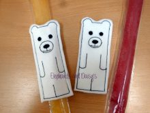 Bear Ice Pop / Pole Holder Design file