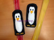 Penguin Ice Pop / Pole Holder Design file
