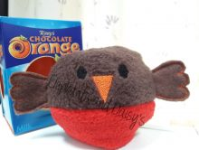 Robin Chocolate Orange Cosy Design file