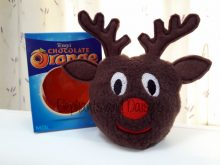 Rudolf Chocolate Orange Cosy Design file