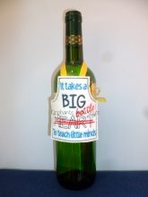Big Bottle Apron Design file