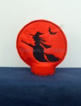 Witch Moon Tea light Design file
