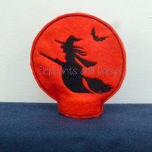 Witch Moon Tea light Design file