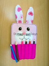 Bunny Crayon Holder Design file