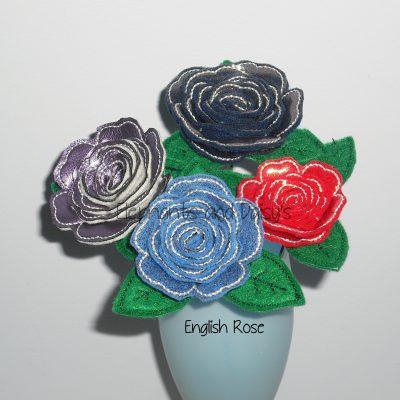 English Rose Design file