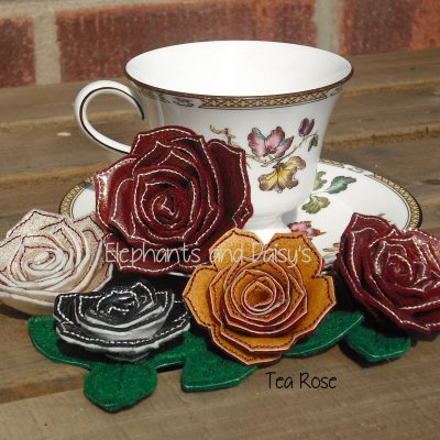 Tea Rose Design file