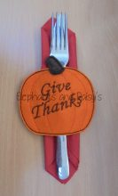 Pumpkin Napkin Holder Design file